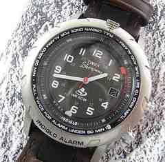 ◆本物確実正規タイメックス インディゴ限定 シェンムー莎木 腕時計