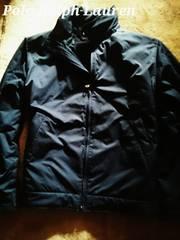 【POLO】ポロラルフローレン Vintage 中綿 フード付き ブルゾン XL/Navy