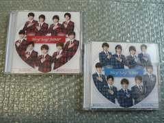 Hey!Say!JUMP/AinoArika【初回盤1+2】CD+DVD/2枚set/他にも出品