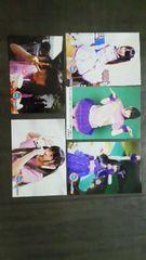 チームしゃちほこ「大黒柚姫」公式生写真5枚詰め合わせ福袋