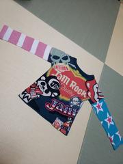 ジャム/JAM/長袖Tシャツ/100cm/ゆうメール送料¥215