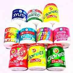 【お得!!】ボトルガム 10個セット 7000円相当 1円スタート