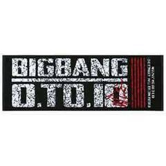 送料無料 BIGBANG スポーツタオル