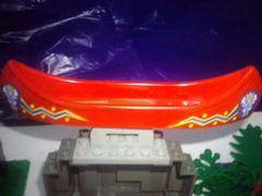 LEGOロンゴ族のカヌー1990年代製Bランク