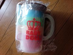 ☆BABYDOLL☆カラフルカップ&ピッチャーセット(*´ω`*)