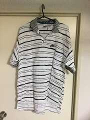 ビッグサイズ!ナイキポロシャツ!Sサイズ!美品