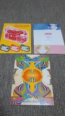 レア非売品アドカード3枚ラルクアンシエル&ナナ★ポストカード