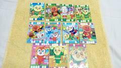 ☆アンカード☆16枚(全20枚)☆アンパンマン&メロンパンナ キラキラ2枚入☆