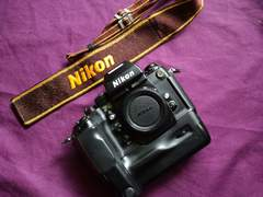 Nikon実力派pro機F4E実写確認ずみ