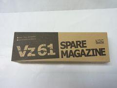 KSC ガスBB Vz61スコーピオン40連ロングマガジン