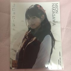 中川美音★NMB48★ワロタピーポー★初回盤 封入 特典 生写真