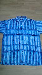 ☆古着【ショーンジョン/半袖シャツ/XL】日本サイズで2L〜3Lくらいです