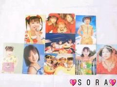 【辻希美】プロマイドコレクション.フォト.生写真9枚セット�A