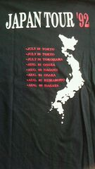 ミックテイラージャパンツアーTシャツ 新品これは貴重 ローリングストーンズ