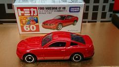 ★初回特別カラー赤箱トミカ60★フォード マスタングGT V8★