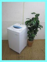 東芝パワフル浸透洗浄5,0k洗濯機AW-5G5-Wホワイト系2017年製