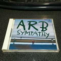 CD「ARB/シンパシー(SYMPATHY)」89年盤 石橋凌