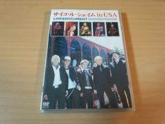 Psycho le Cemu DVD「サイコ・ル・シェイム in USA LIVE & 」●