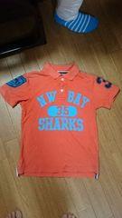 *派手なポロシャツ*サイズ・140センチ*