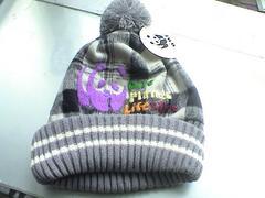 WWF★ニットCAP新GY★T-3Watch Cap
