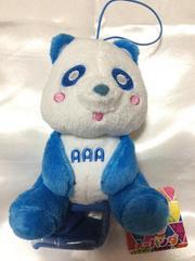 AAA 與真司郎 え〜パンダ 肩のりぬいぐるみ