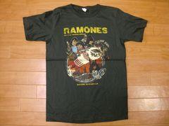 RAMONES ラモーンズ Tシャツ Mサイズ 新品