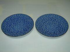 皿 2枚セット 新品 未使用品 デッドストック