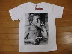 子供の喫煙 Tシャツ Sサイズ 新品