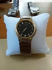 SEIKOクオーツ  メンズ腕時計