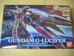 1/144 HG・G-11 ガンダム G-ルシファー 新品 Gのレコンギスタ