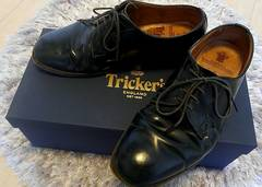 ☆Tricker's プレーントゥ ALDENCHURCH UK6☆