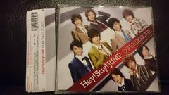 Hey!Say!JUMP「SUPER DELICATE」帯付/NYC