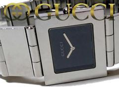 正規【良品】1スタ グッチ/Gucci 600M 定価15万 メンズ 腕時計
