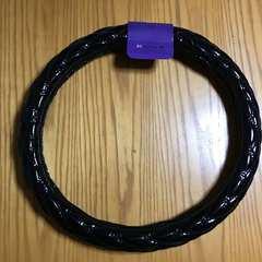 ハンドルカバー 2HL 極太 47〜48cm キルトモコモコ ブラック