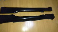 Z33 フェアレディZ 純正サイドステップ 黒