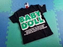 BABYDOLL☆フロントロゴTシャツ☆ベビードール 新品