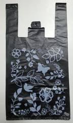 キュートレジバッグ★リサイクル10枚☆大きめレジバッグ
