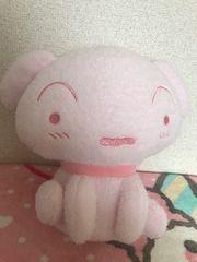 クレヨンしんちゃん シロ ぬいぐるみ【ピンク】