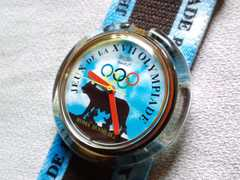 スウォッチOlympic1960年ローマOlympicバージョン