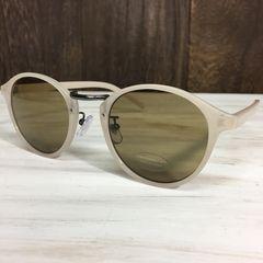 ブラウンレンズ サングラス ボストン型 メガネ 眼鏡 男女兼用