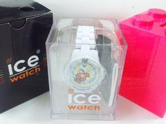 6055/icewatchアイスウォッチ新品未使用可愛いレディース腕時計お洒落