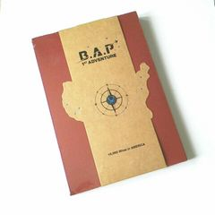 レア【廃盤】B.A.P アメリカ横断ドキュメンタリーDVD2枚組&写真集デヒョン