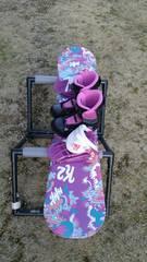 k2スノーボードセット