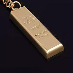 ■□ゴールド インゴット ネックレス 新品 送料無料 25グラム