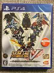 スーパーロボット大戦V プレミアムアニメソングエディション PS4