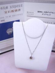 即買い Pt 0.45ct ダイヤモンド ネックレス 新品仕上げ済 N-1105★dot