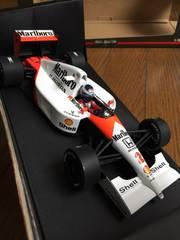 Marlboro McLaren HONDA MP4/6 マールボロ マクラーレン ホンダ