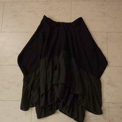 フランス製☆変形☆ロングスカート