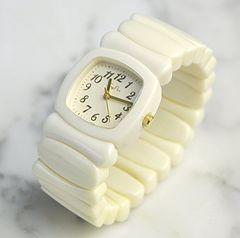 ≪TOKIMA≫レディースファッション時計/ジャバラ/W