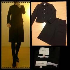 enquete☆4つボタン BOX simple シーンレスblackスーツ 9